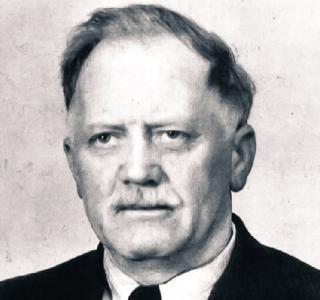Portrait Hermann Pfister-Gisler