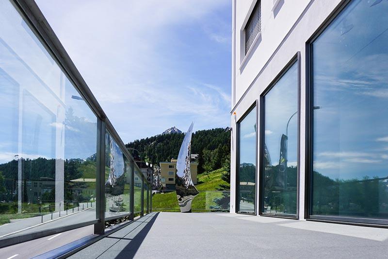Fenster, Türen, etc – Galerie Andrea Caratsch