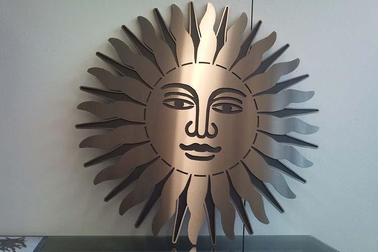 St.Moritzer Sonne