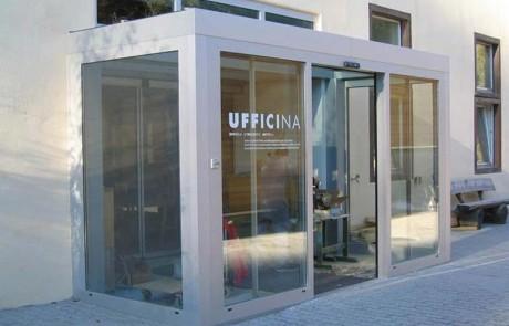 Eingang Ufficina